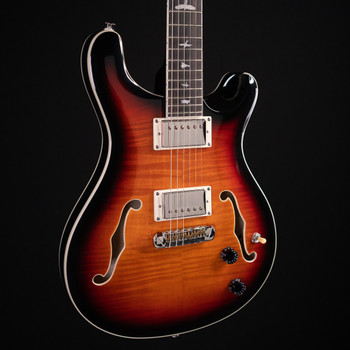 PRS SE Hollowbody II - Tri-Color Sunburst