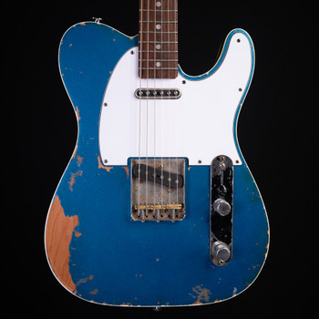 Fender American Original '60s Telecaster Custom - Lake Placid Blue - 2017
