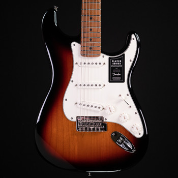 Fender Limited Edition Player Stratocaster - 3-Color Sunburst w/ Roasted Maple