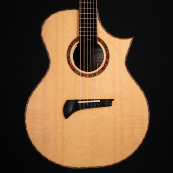 Gray Burchette Grand Soloist - Moon Spruce/Cocobolo