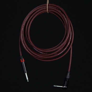 Evidence Audio Forte 15ft Right to Straight Instrument Cable