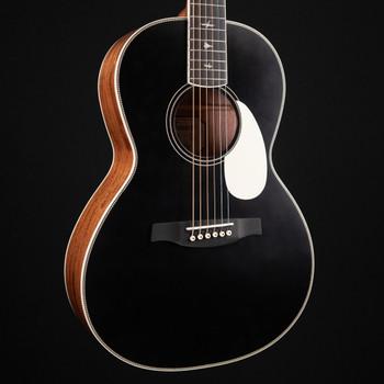PRS SE P20E Parlor Acoustic - Black Top