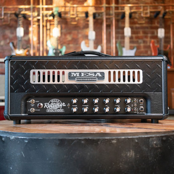 Mesa/Boogie Badlander 50 Head -  Black