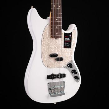 Fender American Performer Mustang Bass - Arctic White