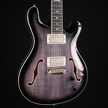 PRS SE Hollowbody II - Charcoal Burst #13267