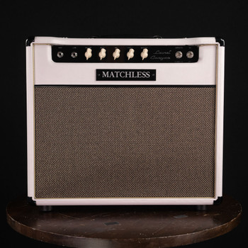 Matchless Laurel Canyon 1x12 - White/Gold