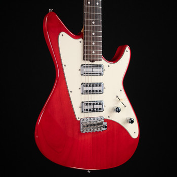 Don Grosh ElectraJet Custom - Trans Cherry w/ TV Jones - 2008