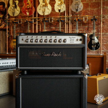 Two-Rock Classic Reverb Signature 100/50 Head - Black Bronco