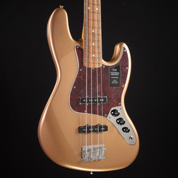 Fender Vintera '60s Jazz Bass - Firemist Gold