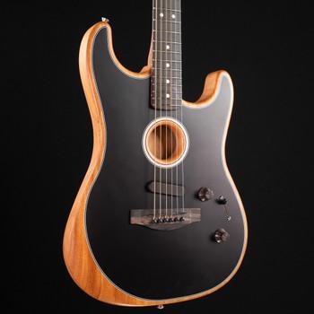 Fender American Acoustasonic Stratocaster - Black