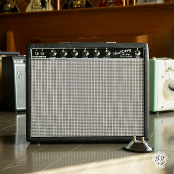 Headstrong Lil' King Reverb 1x12 Combo - Black & Silver