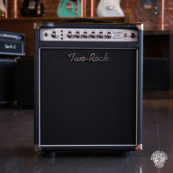 Two-Rock Studio Signature 35w Combo - Black/Silver - Pre-Order