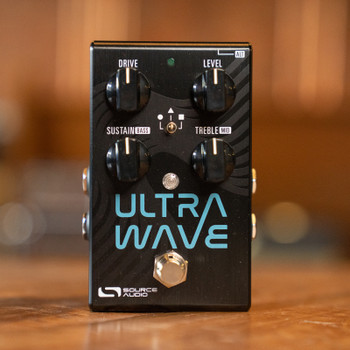 Source Audio Ultra Wave Multiband Processor