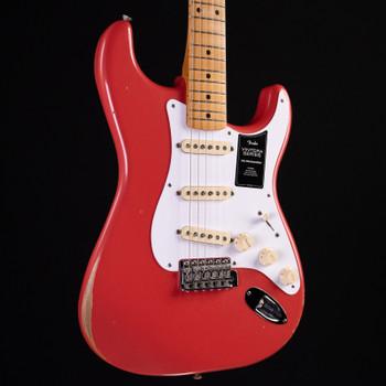 Fender Vintera Road Worn '50s Stratocaster - Fiesta Red