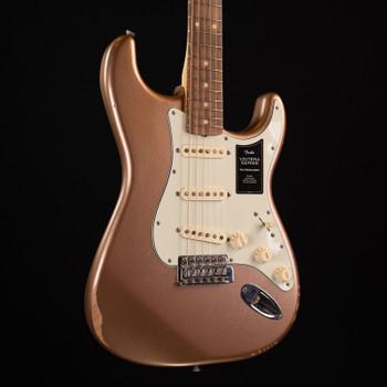 Fender Vintera Road Worn '60s Stratocaster - Firemist Gold