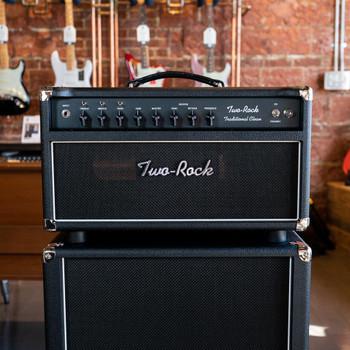 Two-Rock Traditional Clean 100/50 Head - Black Bronco - Pre-Order