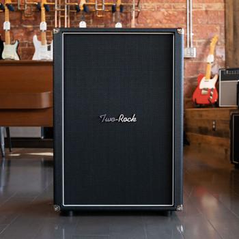 Two-Rock 2x12 Vertical Speaker Cab - Black - Pre-Order