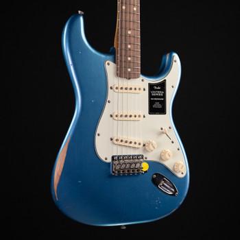 Fender Vintera Road Worn '60s Stratocaster - Lake Placid Blue #5143