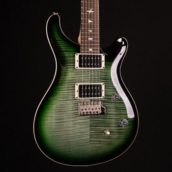 PRS CE 24 Custom Color - Trampas Green Smokeburst