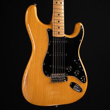 Fender Stratocaster - Natural w/ Maple - 1978