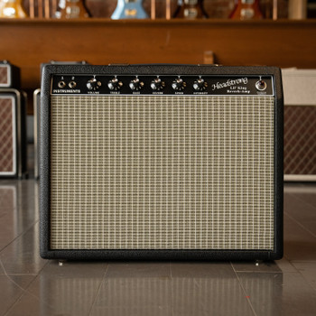 Headstrong Lil' King Reverb 1x12 Combo - Black w/ Aged Cloth