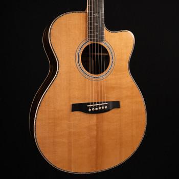 PRS SE Angelus A60E Acoustic/Electric - Natural #5192