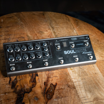 T-Rex Effects SoulMate Acoustic Multi-Effects Pedal