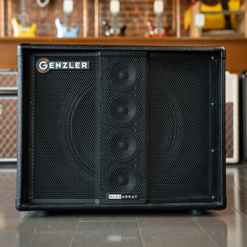 Genzler Bass Array 12-3 Straight Cab - Used