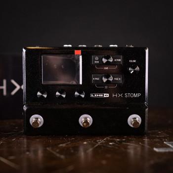 Line 6 HX Stomp Multi-Effects Floor Processor