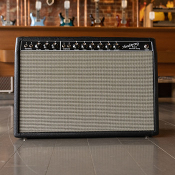 Headstrong Royal Reverb 1x12 Combo - Black w/ Aged Cloth