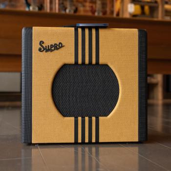 Supro Delta King 10 5w 1x10 Combo - Tweed/Black