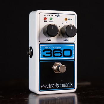 Electro-Harmonix 360 Nano Looper Pedal