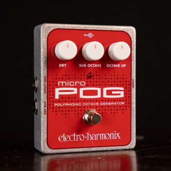 Electro-Harmonix Deluxe Micro POG Polyphonic Octave Generator