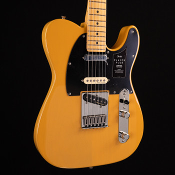 Fender Player Plus Nashville Telecaster - Butterscotch Blonde