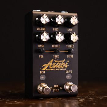 Jackson Audio Asabi Mateus Asato Signature Overdrive/Distortion Pedal