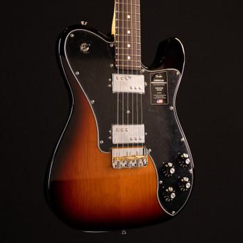 Fender American Professional II Telecaster Deluxe - 3-Color Sunburst