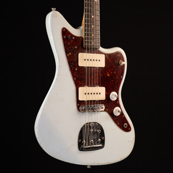 Danocaster Offset - Faded Sonic Blue - 2012
