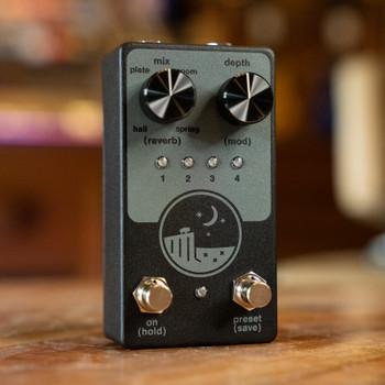Native Audio Ghost Ridge V1.5 Reverb Pedal