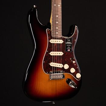 Fender American Professional II Stratocaster - 3-Color Sunburst w/ Rosewood
