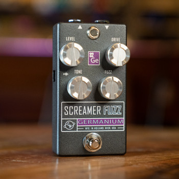 Cusack Music Screamer Fuzz Germanium Fuzz Pedal
