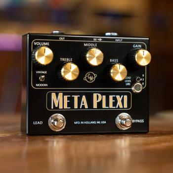 Cusack Music Meta Plexi British Distortion and Boost Pedal
