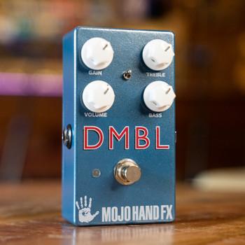 "Mojo Hand FX DMBL ""Holy Grail"" Amp Overdrive Pedal"