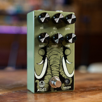 Walrus Audio Ages 5-State Overdrive Pedal