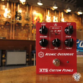 Xact Tone Solutions XTS Atomic Overdrive