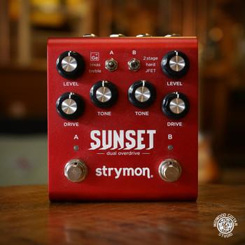 Strymon Sunset Overdrive Pedal