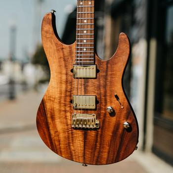 Double Harmonic Major Scale | Midwood Guitar Studio