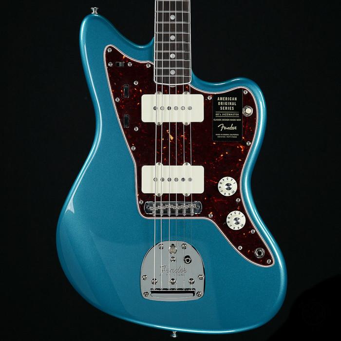 Fender American Original Jazzmaster - Ocean Turquoise
