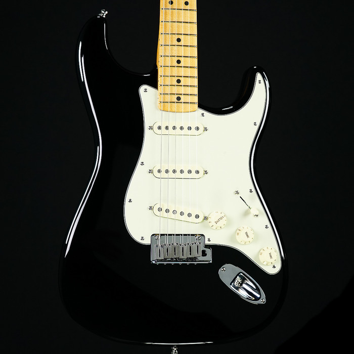 Fender The Edge Stratocaster - Black