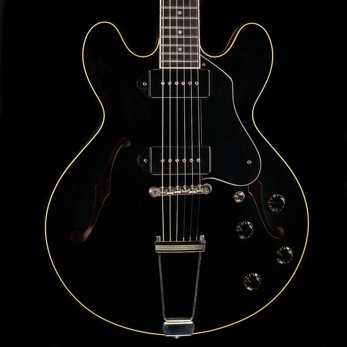 Collings I-30 LC Aged Jet Black w/ Aged Hardware