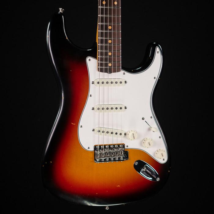Fender Custom Shop 1960 Stratocaster Journeyman - 3 Color Sunburst
